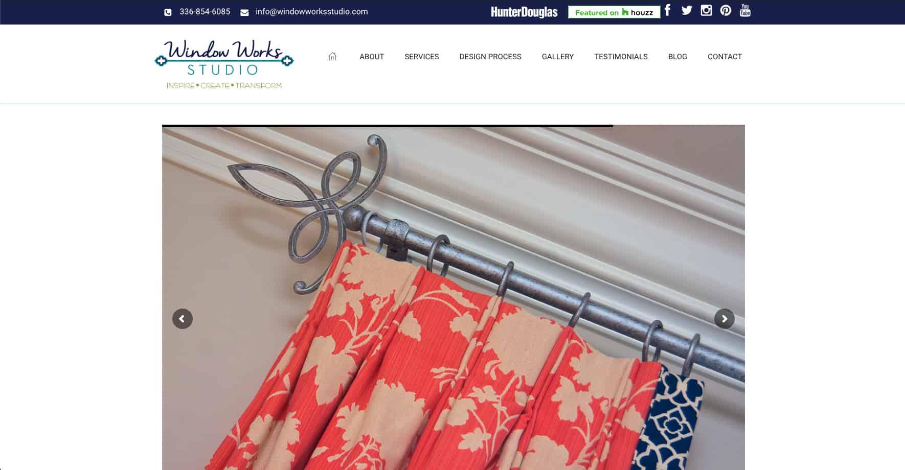 Home Decor Service Website