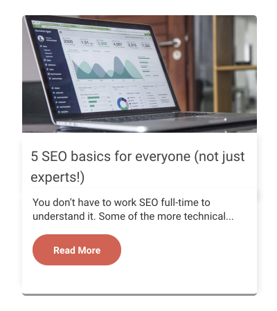 5 SEO Basics for Everyone